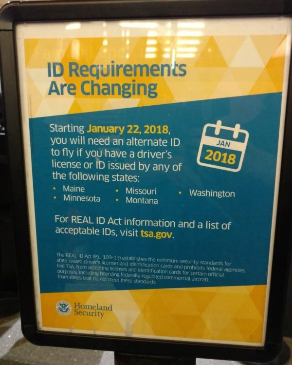 Changes are coming to TSA's ID requirements. Find out everything you need to know about IDs and passports in 2017.