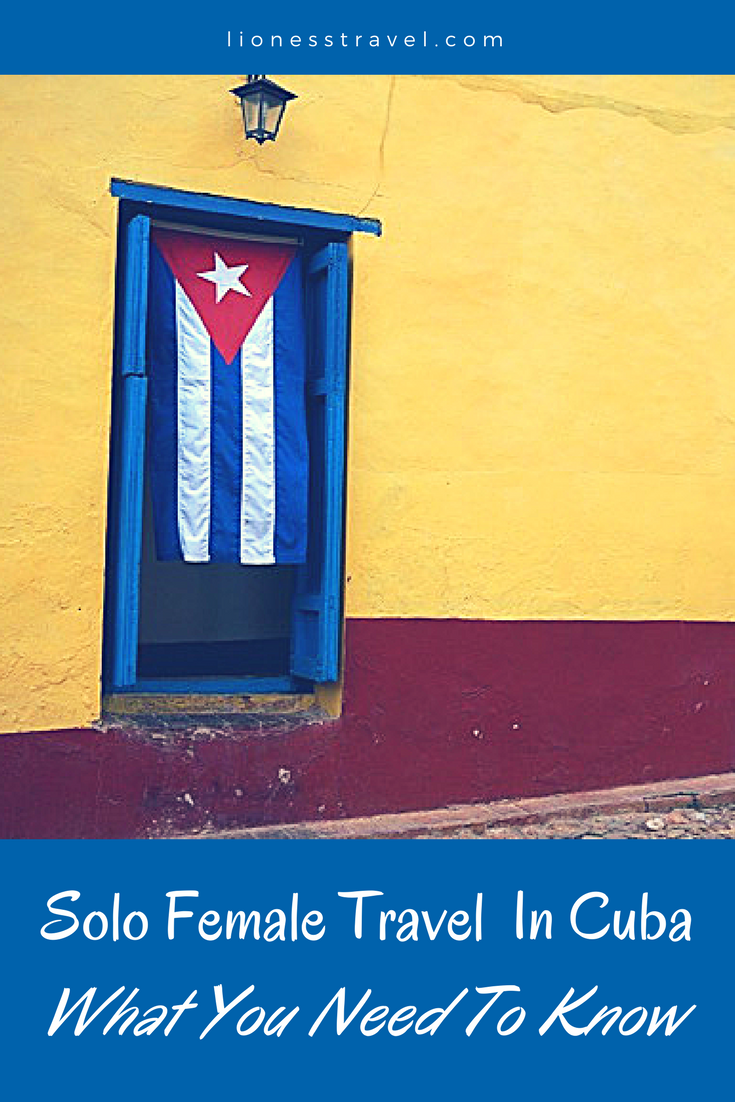 What you need to plan a your trip to Cuba as a solo female traveler. From safety to accommodations to meeting other travelers.
