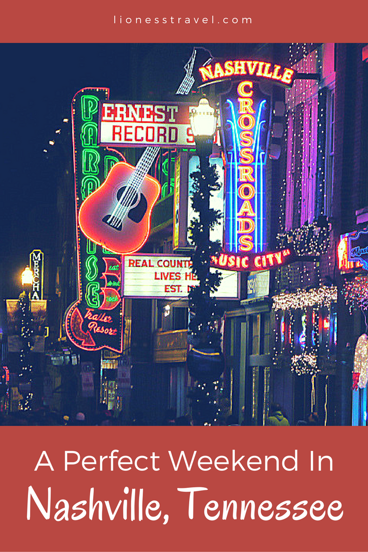 Enjoy a girls getaway weekend in Nashville, Tennessee. What you need to know from food, music, and more.