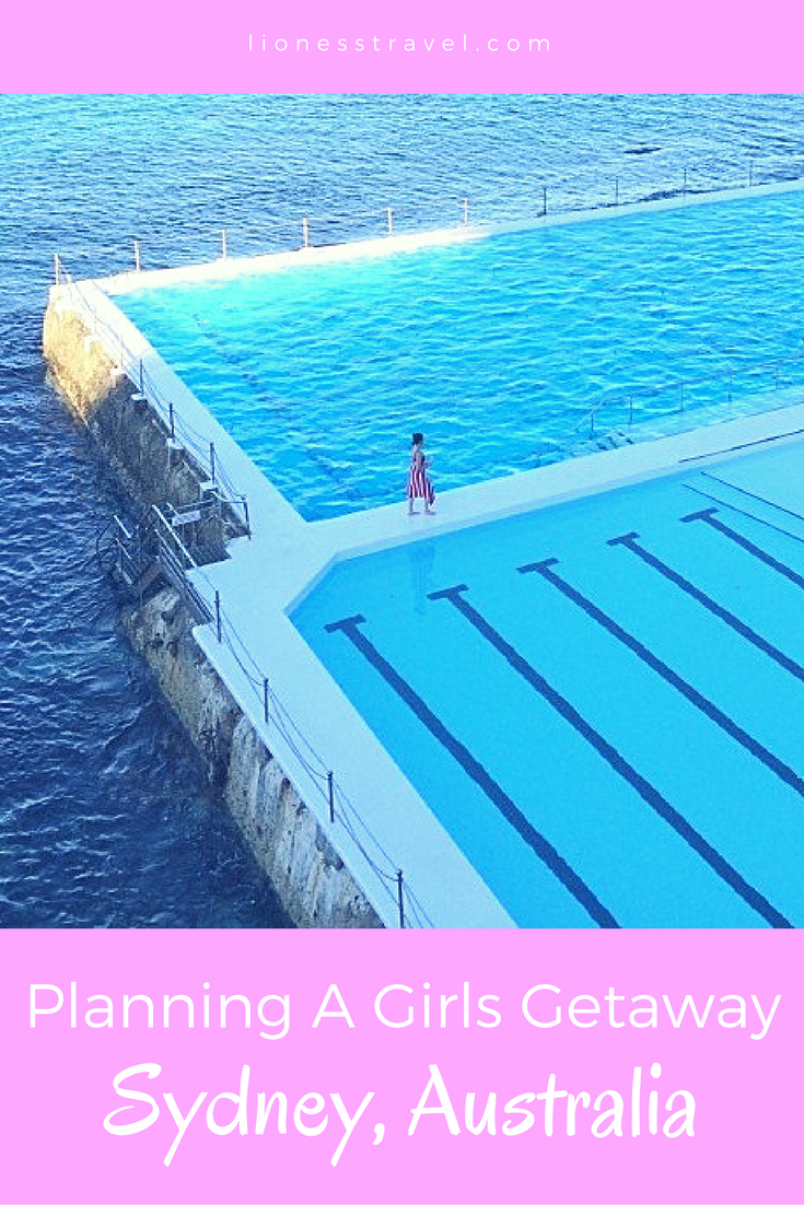 Plan a girls getaway in Sydney, Australia with these tips. What to do in Sydney on your next rip.