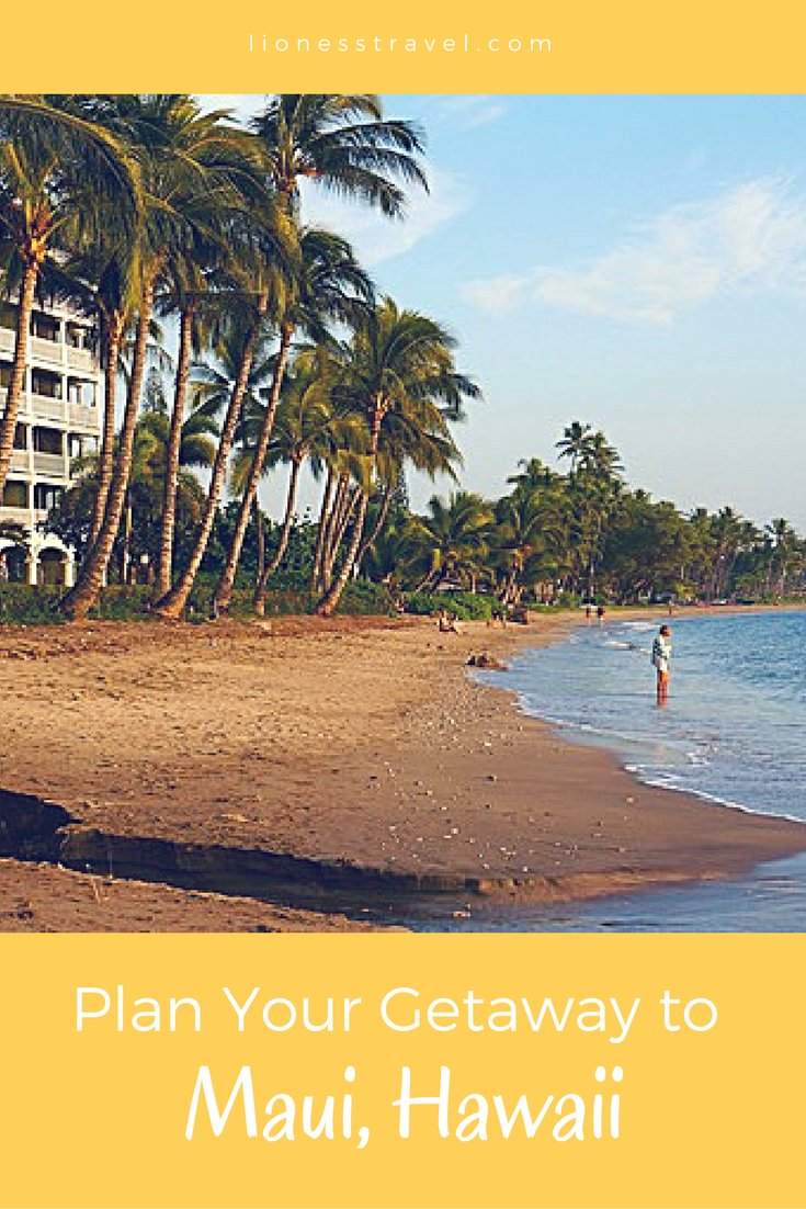 Tips for planning a getaway to Maui and why it should be your next girls trip.